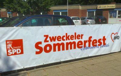 Bald ist es wieder so weit: großes Kinderfest mit Hüpfburg und Sommerfest rund um die AWO!