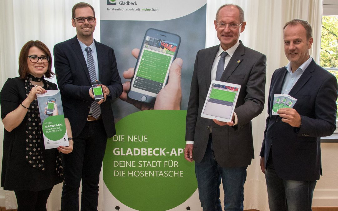 "neue ""Gladbeck-App"""