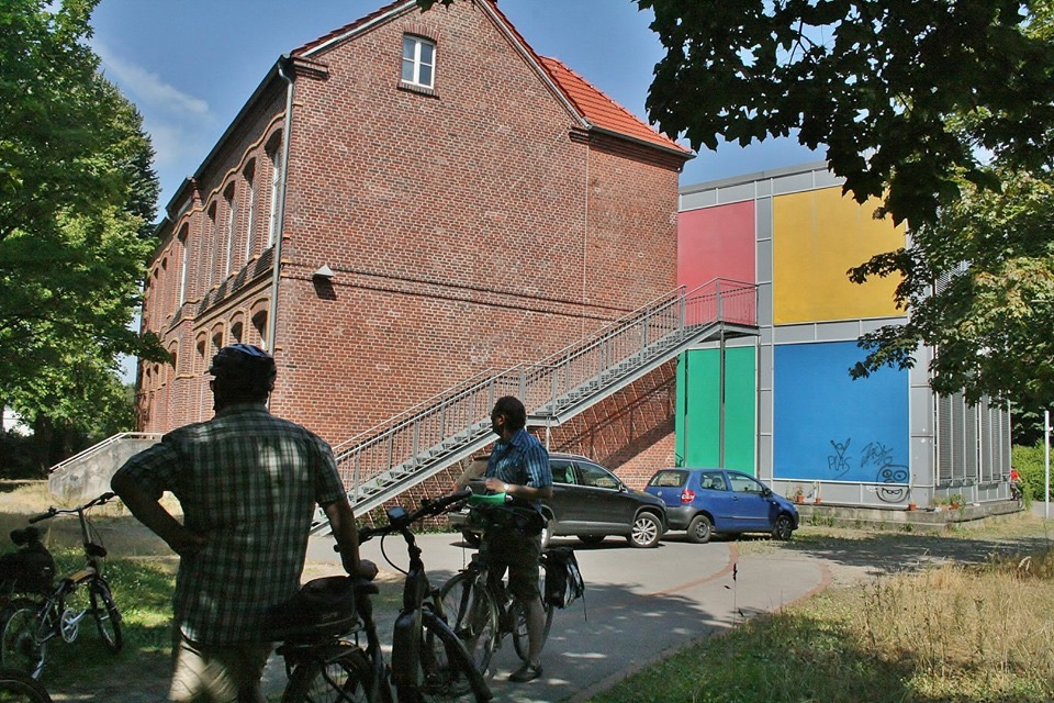 Neueste Informationen zum Grundstück Hermannschule