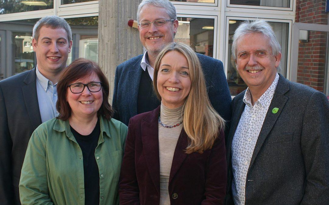 Der Ortsverein Zweckel hat heute auf seiner Mitgliederversammlung seine Vertreter*innen für den Gladbecker Stadtrat und den Recklinghäuser Kreistag nominiert: