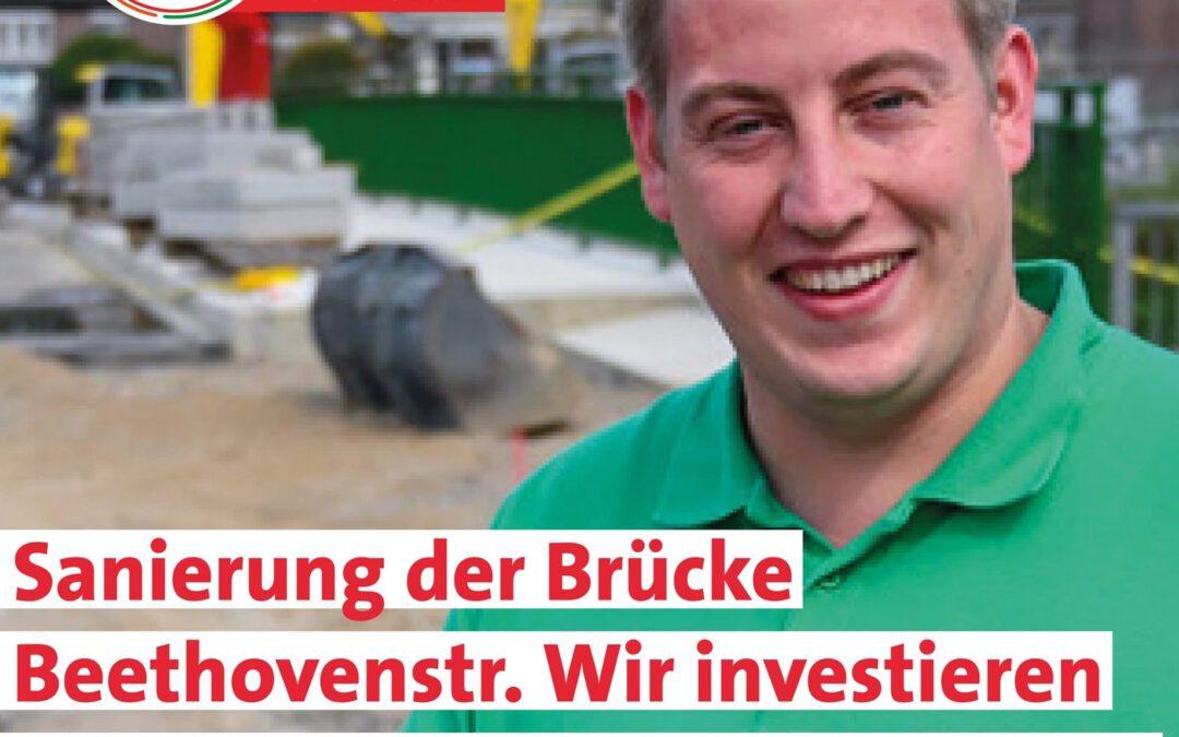 Maurice Zurhausen unser Kandidat im Wahlkreis 9