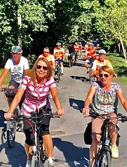 SPD lädt erneut zu Radtour ein. Diesmal wird der Gladbecker Norden erkundet