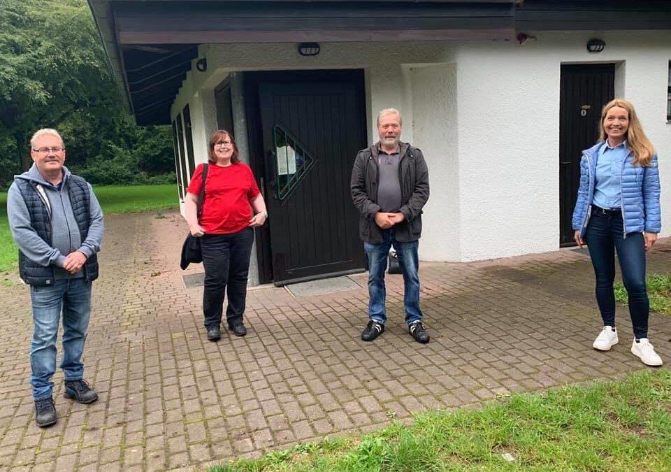 """Stadtgarten """"Grabeland Zweckel"""" besucht"""