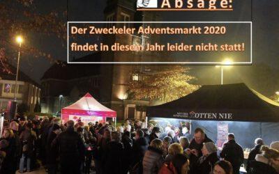 Zweckeler Adventsmarkt 2020 wird abgesagt