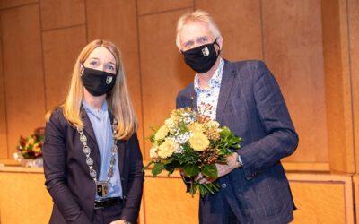 Unser Vorsitzender Norbert Dyhringer zum 1. stellvertretenden Bürgermeister gewählt