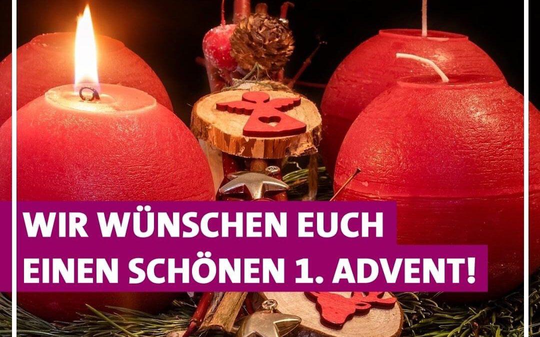 Liebe Zweckelerinnen und Zweckeler, mit dem ersten Advent starten wir nun in die besinnliche Zeit des Jahres. Wir alle wissen, dass es dieses Jahr eine besondere Adventzeit wird. Die SPD Zweckel wünscht Ihnen/Euch auf diesem Wege einen schönen und ruhigen ersten Advent