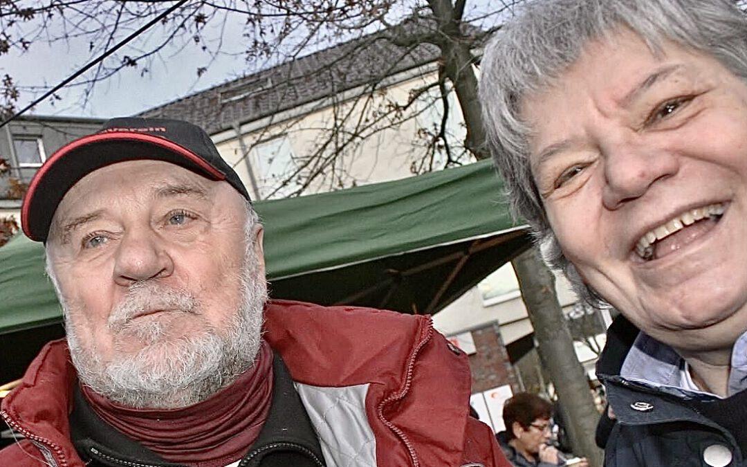 Wir trauern um Brigitte Puschadel