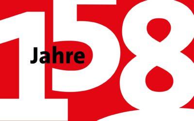 Wir machen #SozialePolitikFürDich – Und das seit 158 Jahren! ✊