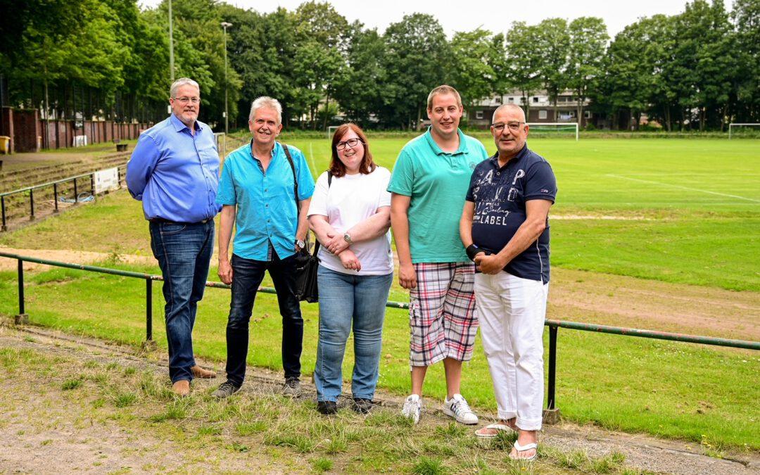 SPD Vorstand will keine Wohnbebauung auf dem Sportplatz des SV Zweckel
